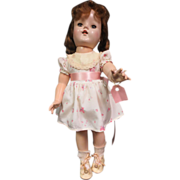Beautiful 16&quot; Hard Plastic Doll