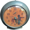 Vintage &quot;Twin Boys&quot; Wind Up Alarm Baby Ben Clock