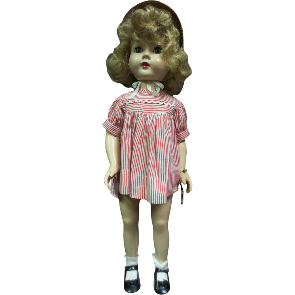 "Beautiful 18"" Effanbee Doll"