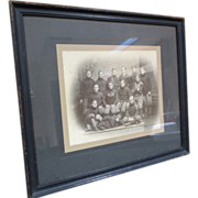 1900 Alis Football Photo Team