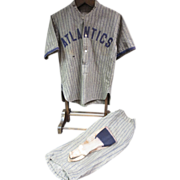 "1920's ""Atlantics"" Uniform w/Sun Collar"