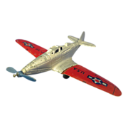1947 Tootsietoy P-39 Fighter