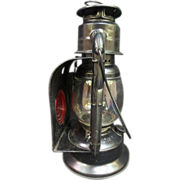 Antique Side Mount Carriage Light Dietz