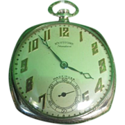 Antique Keystone Pocket Watch