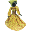 Black Doll with Bell
