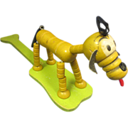 Pluto Paddle Toy