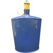Enamel Flask