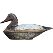 Primitive Duck Decoy