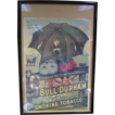 Bull Durham Tobacco Poster Black Americana