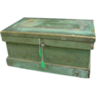 Antique Carpenters Tool Box w/Key Dovetailed Corners!