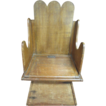Antique 19th Century Softwood Training Potty