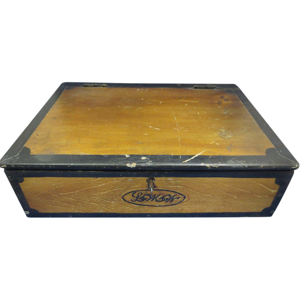 Antique Table Box