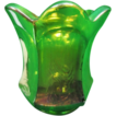 Old Carnival Glass Toothpick Holder