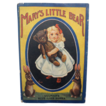 Mary's Little Bear 1908 Children's Book