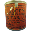 1900's Early Pine Tar Tin-Baseball