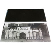 "16"" x 6"" Negative W/ Photo Re-Print Valley Pride Bread"