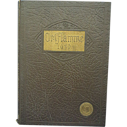 1930 Oriflamme F&M Yearbook