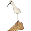 "Signed ""Cigar Daisey"" Shorebird"