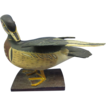 Folky 1950's Standing Wood Duck Drake