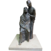 "Ann Froman Bronze Sculpture ""Women of the Bible"" 3/9 Signed"