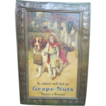 RARE-Antique Tin Grape Nuts Display Sign