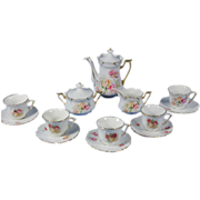 SALE Prussia Doll Size Tea Set