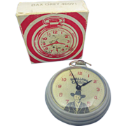 Hopalong Cassidy Pocket Watch