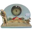 1930's United Manufacturer Golf Theme Clock