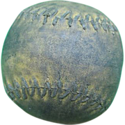 Turn of the Century Figure Eight Baseball