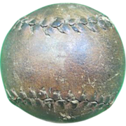 Late 1800's Figure Eight Baseball