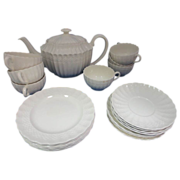 Copeland Spode Ironstone Tea Set
