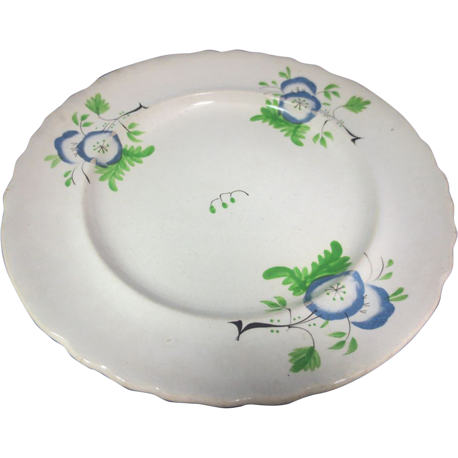 Hand Decorated China