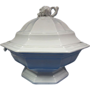 Beautiful ironstone Tureen.