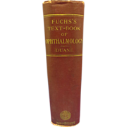 Fuch's Handbook of Ophthalmology