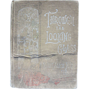 SALE Through the Looking Glass and What Alice Found There 1895 American First Edition