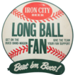 1960�s Iron City Beer Advertising Long Ball Fan � Beat�em Bucs