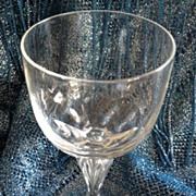 SALE Wine/cordial glass 5-1/2 inches tall