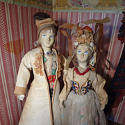 Polish  Bridal Couple