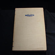 Company Commander, 1st Edition Book, 1947, Charles B. McDonald, WWII