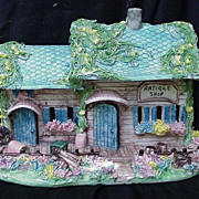 Vintage Hand-Crafted Cottage, Antique Shop