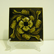 Kensington Art Tile, American Art Pottery