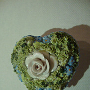 Elfinware Heart Shaped Ring Box