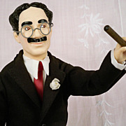 MIB Groucho Marx Effanbee Legends Series 1983