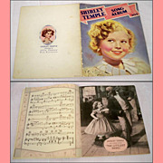 Shirley Temple 1936 Movietone Song Album No. 2