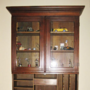 American Bookcase Secretary
