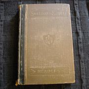 Readers schoolbook 1875, E. A. Sheldon, H. B. Stowe, J. T. Trowbridge