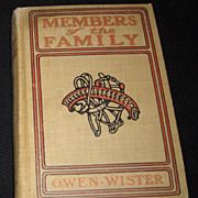 Owen Wister , Members of the Family 1911