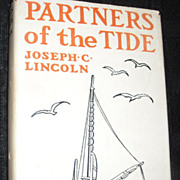 Partners of the Tide dj New England Joseph C. Lincoln 1905