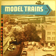 Model Trains HO scale 1953 July