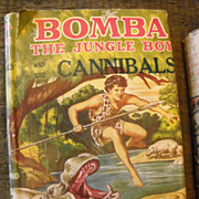 Bomba jungle cannibals Roy Rockwood dj 1932